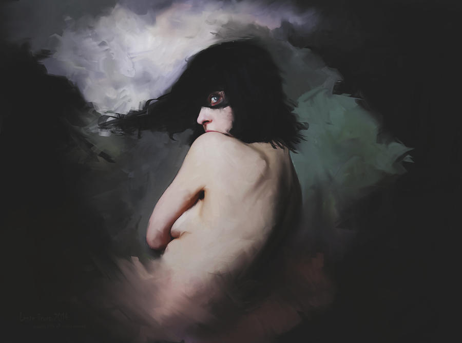 Il Corvo e Le Nuvole by L-E-N-T-E-S-C-U-R-A