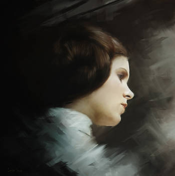 Principessa Leia Organa di Alderaan