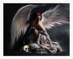 L'angelo della Morte di Rossetti