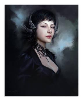 La Regina delle Fate Oscure