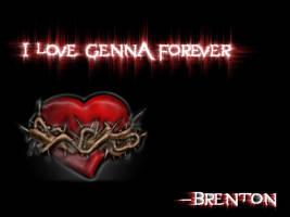 Brentons art by ennaj89