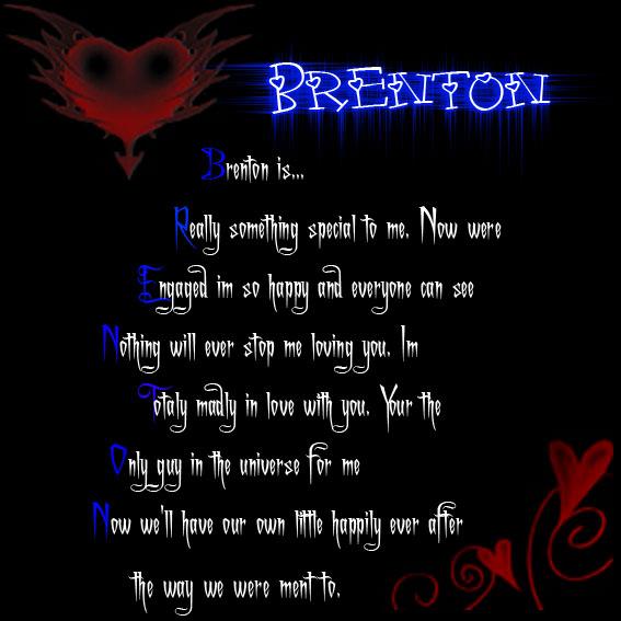 poem for the love of my life by ennaj89