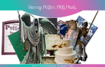 [ 1 ] FREE HARRY POTTER PNG PACK