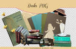 [ 2 ] FREE BOOKS PNG PACK