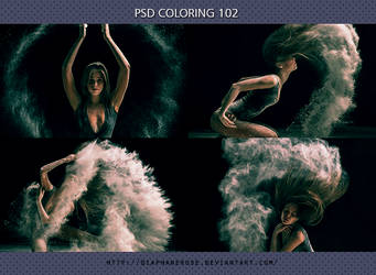 [ 102 ] PSD COLORING by Diaphanerose