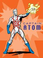 Captain Atom Redux by fredmast
