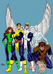 COLORS: Early X-Factor