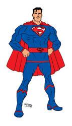 Believe It Or Not... It's Superman!