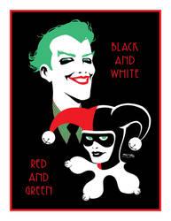 Joker + Harley