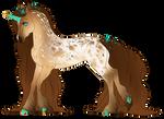 F306 Foal Design - SOLD TO KALMANEN