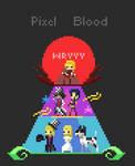 JoJo's Bizarre Adventure: Pixel blood