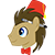 Doctor Whooves Icon 3 by dSana