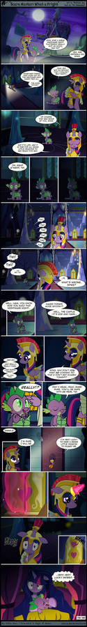 Scare Master: What a Fright (Spoiler Alert)