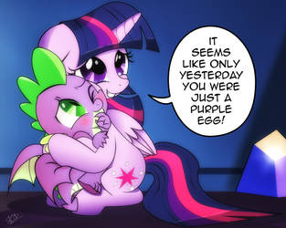 A Proud Mare