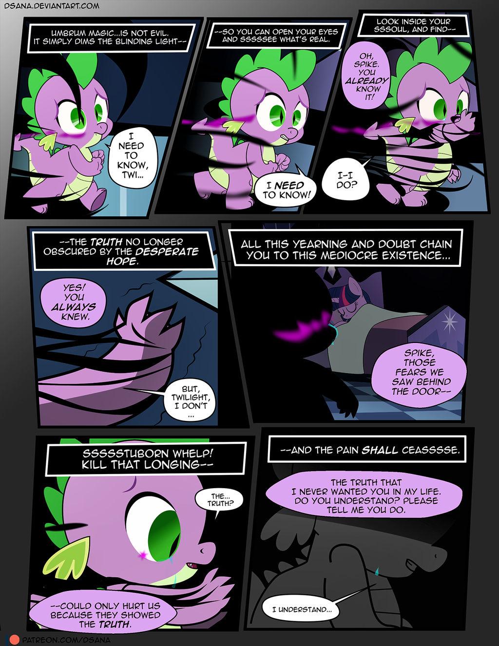 The Shadow Shard Page 45 by dSana