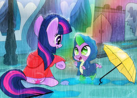 Rainy Day by dSana