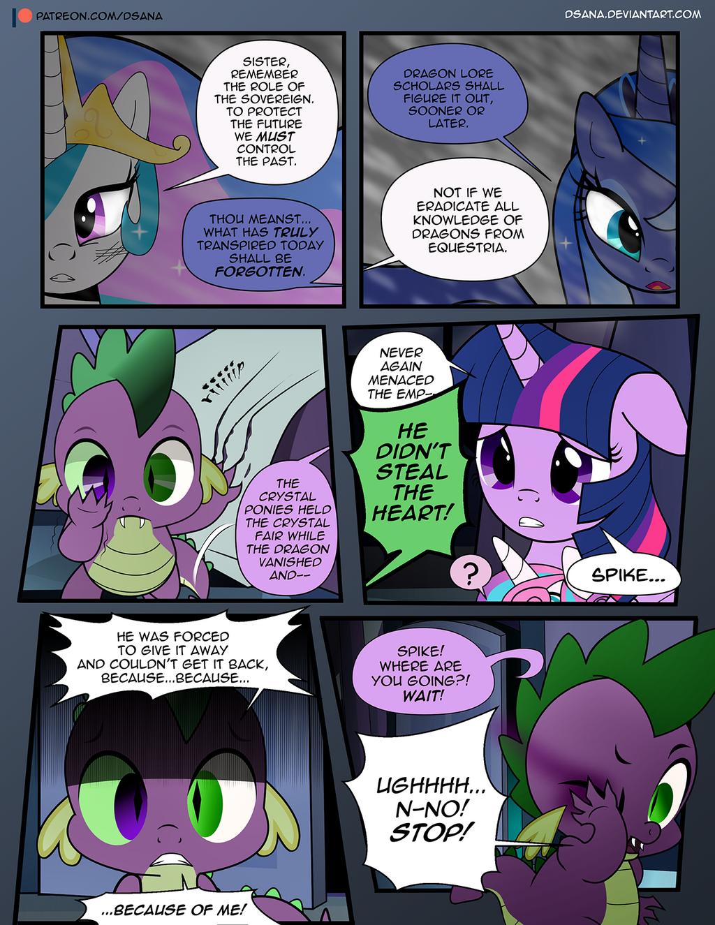 The Shadow Shard Page 49 by dSana