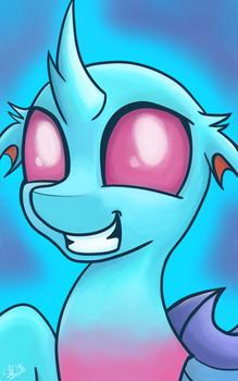 [Commission] Happy Bug