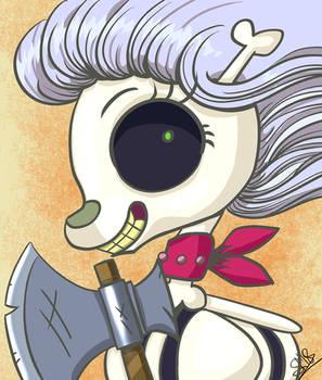 Skellinore the Spooky Waifu