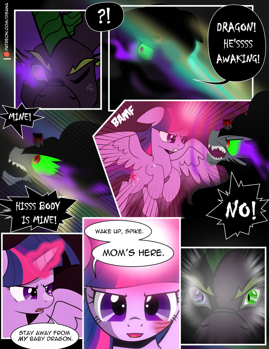 The Shadow Shard Page 82 by dSana