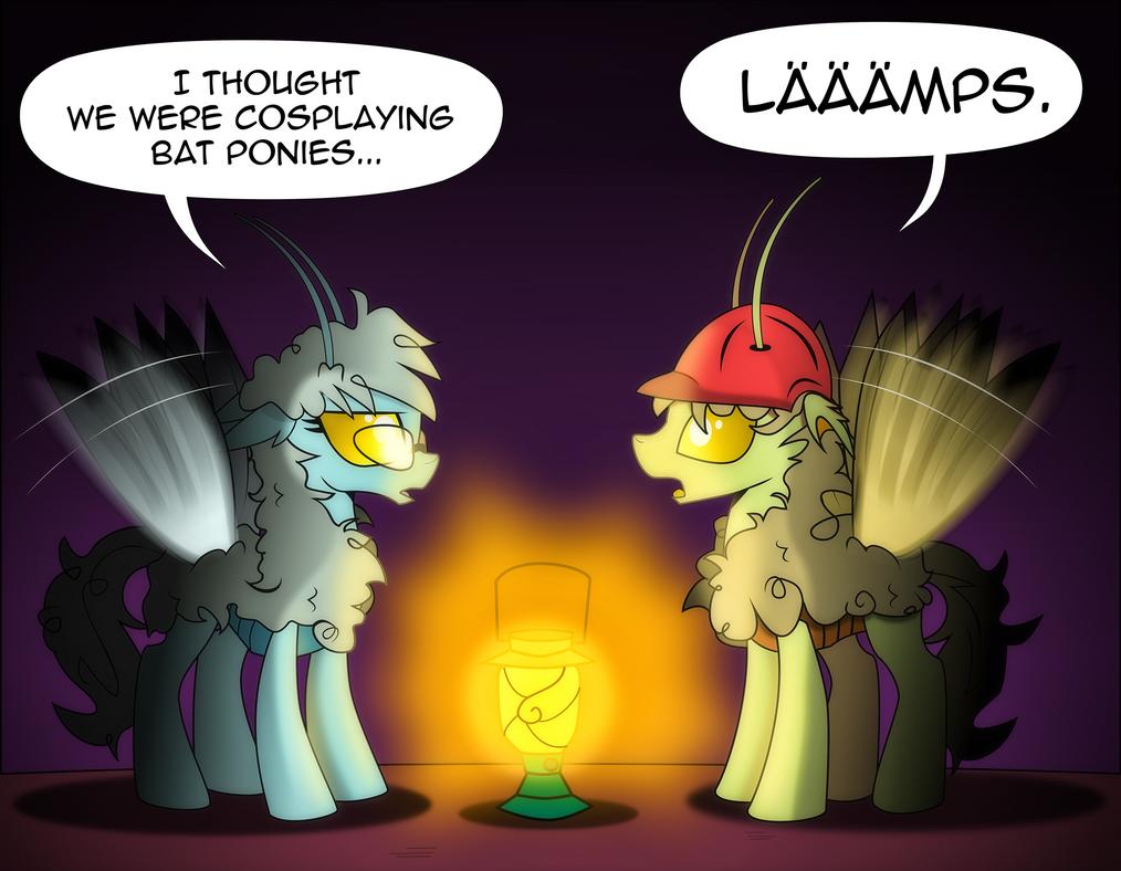 The Weirdest Pyjama Party by dSana