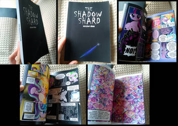 The Shadow Shard Deluxe Print Edition by dSana