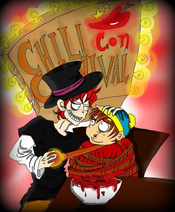 SP: Chili CON Carnival... by evvelevve