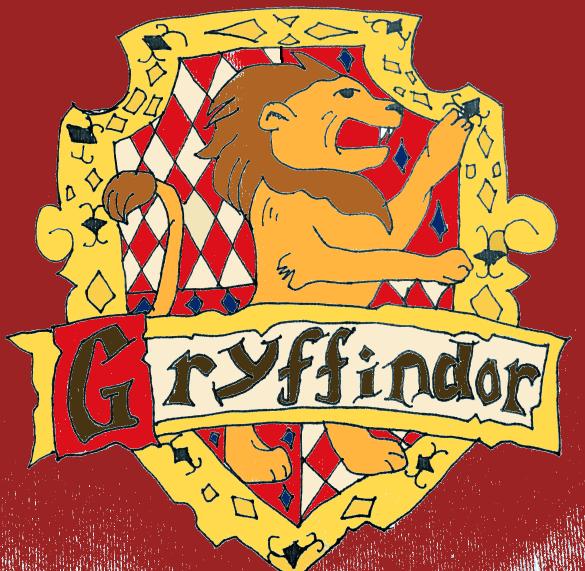 Gryffindor Crest By JumpySquirrel ...
