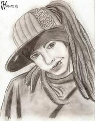 Tom Kaulitz by Koza-Kun