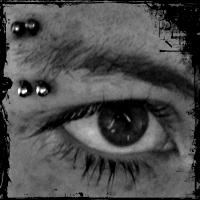 My Double Eyebrow Piercing by Koza-Kun