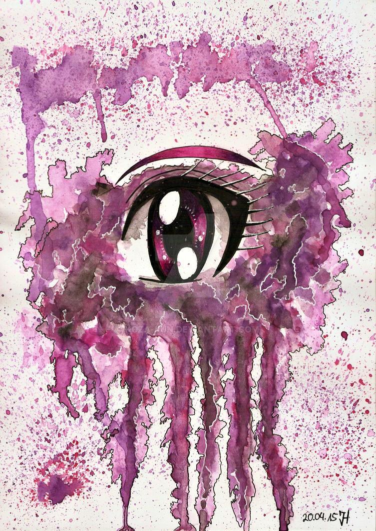 Anime Eye #1 by Koza-Kun