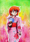 Kasumi [Kimono] by Koza-Kun