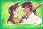 Ran + Okita