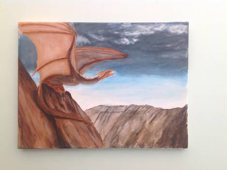 The Mountain Dragon