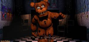 [Fnaf 2] Withered Freddy v3