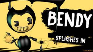 [Blender Internal] Bendy in Super Smash Bros