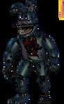 [Blender Internal] Nightmare Bonnie
