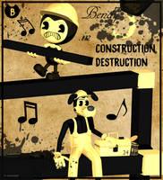 [Blender Internal]Construction Destruction