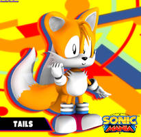 [Sonic Mania] Tails