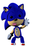 [Little Big Planet] Sonic The Hedgehog