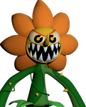 [Cuphead] Cagney Carnation Phase 3