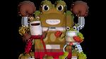 [Blender Internal] Ribby And Croaks
