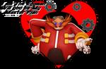 [Blender Internal] Dr. Eggman Valentine Card