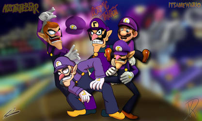 The Waluigi Collab