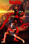 [Blender Internal] Kill La Kill Ryuko