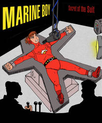 Marine Boy Comic Cover by Matropolis86