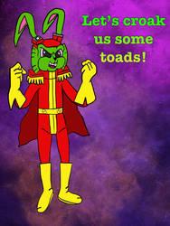 Lets Croak Us Some Toads! by Matropolis86