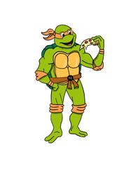 Turtles Love Pizza! by Matropolis86