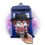 4th Doctor And K9
