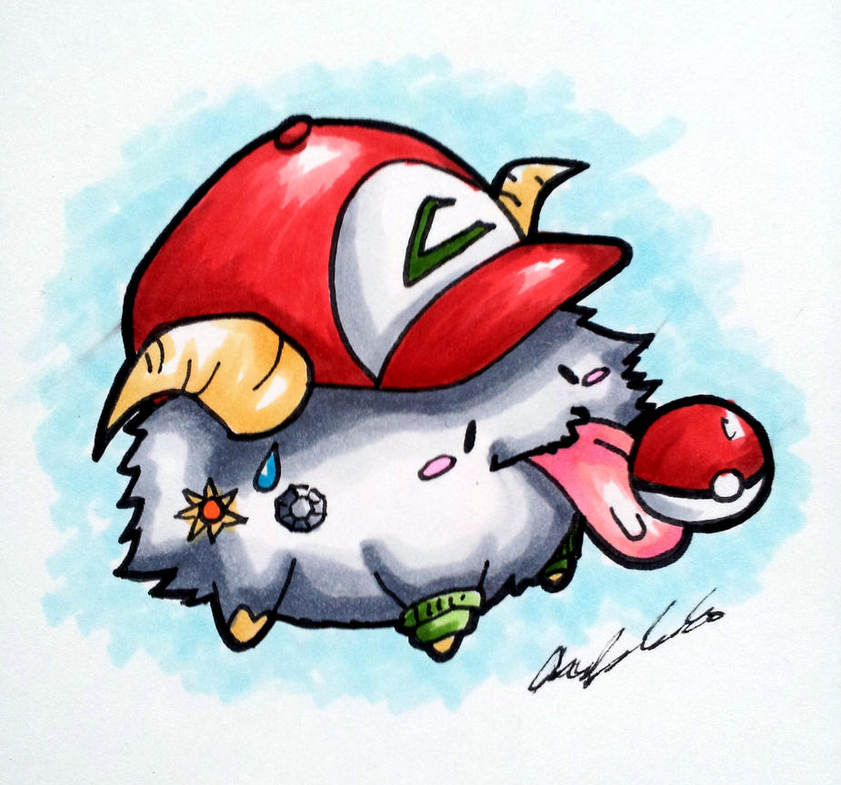 PokePoro by Snappedragon